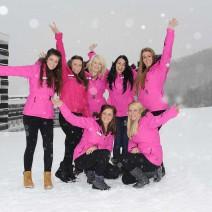The Snowbizz Dream Team