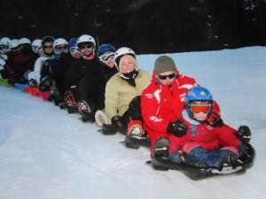 ski gliss