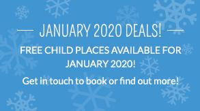 January 2020 deals!
